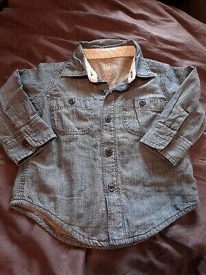 Boys GAP 12-18months Shirt