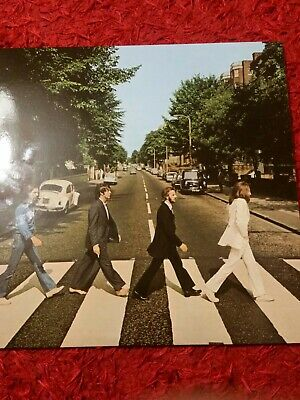 The Beatles Abbey Road LP. Near Mint