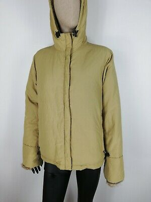 WOOLRICH DOWN JACKET  Cappotto Giubbotto Giubbino Coat Giacca Tg L Donna Woman