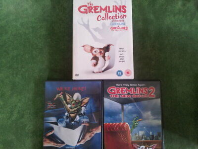 The Gremlins Collection Dvd Box Set 1 & 2 The New Batch