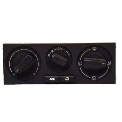 Manual Heater /& A//C Air Conditioning Climate Controls Module for MK4/& Adjust