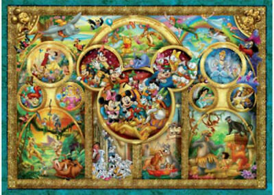 Ravensburger Disney Best Themes Edition 1000pc Jigsaw Puzzle