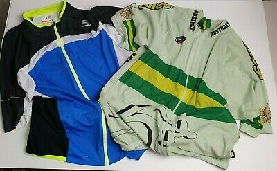 BNWT Netti dropliner cycling long sleeve jersey men/'s size medium