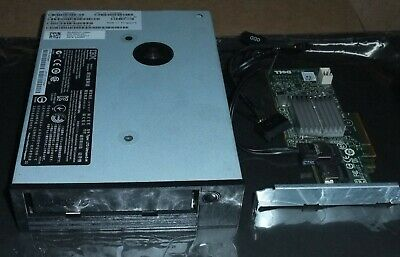 IBM/DELL LTO-5 Ultrium 5-H SAS Internal Tape drive+ Dell H200 SAS 6G/s Controler