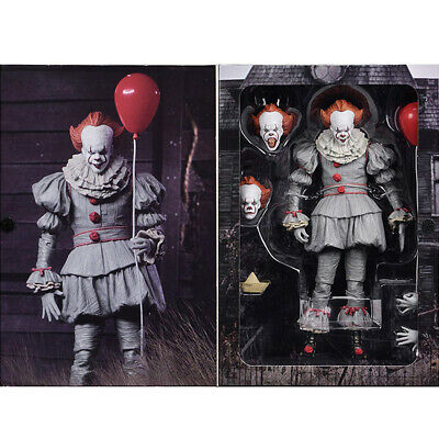 "NECA - IT - 7"" Scale Action Figure - Ultimate Pennywise (2017)"