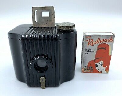 Rare Vintage Bakelite Kodak Baby Brownie Camera Circa 1930's Excellent Condition