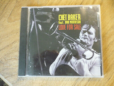 Chet Baker feat. v. Morrison -- Love for sale  CD -Live at Ronnie Scott`s London