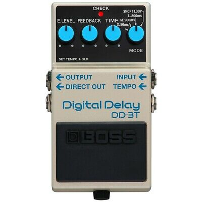 Boss DD-3T - Delay Digitale per Chitarra