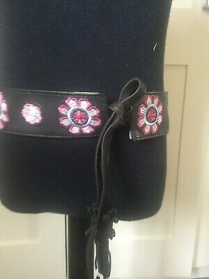 Girls Christian Dior Belt Age 10