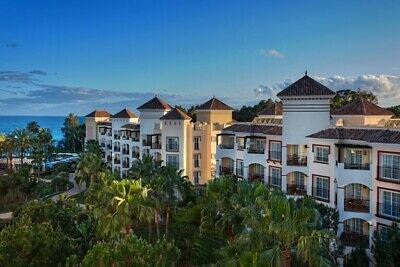 Marriott Playa Andaluza, Estepona, Spain 1 Week in 2 bedroom Gold Season