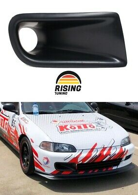Air Duct Vent for Honda Civic Eg 91-95 Cooling Scoop Js Racing Style Right JDM
