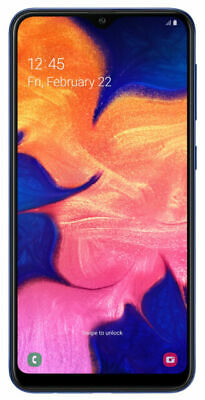 Brand New Samsung Galaxy A10 32Gb 2Gb Ram Unlocked 4G Lte 13Mp Camera Smartphone