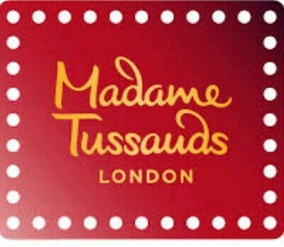 Madame Tussauds LONDON X 2 TICKETS -pick your own date