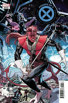 Powers Of X #2 (Marvel 2019) Dustin Weaver New Character Variant
