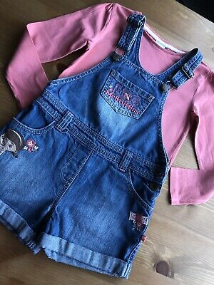 NEW GIRLS DISNEY DOC MCSTUFFINS BLUE FRILLY SKIRT /& TOP SET OUTFIT AGES18M-4YEAR
