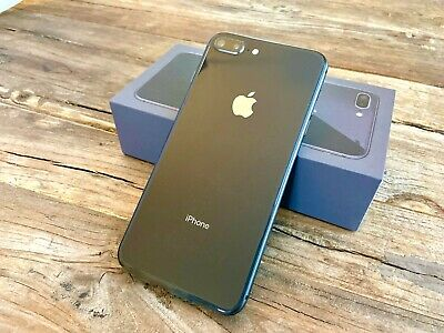 Apple iPhone 8 Plus - SPACE GREY 64GB Sprint A1864 All US Carriers