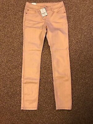 New With Tags Pink Sparkly Trousers Age 13 Years From Next