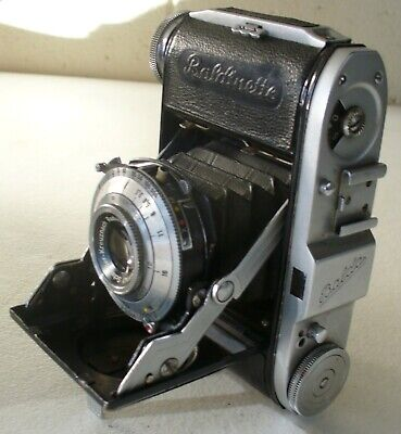 Vintaga Balda Baldinette folding Camera - West Germany