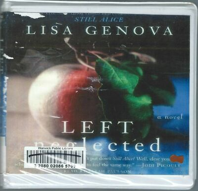 Left Neglected by Lisa Genova 9 CDs Audio Book