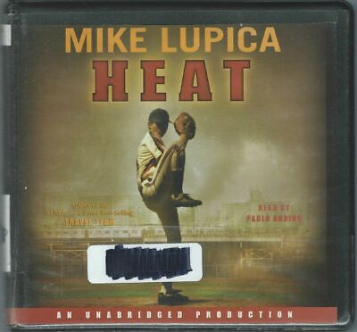 Heat by Mike Lupica 5 CDs Audio Book