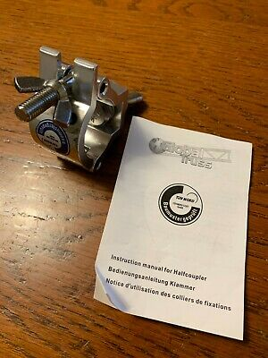 Global Truss Jr Coupler Clamp Pro Wrap Around Stage Accessories