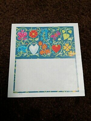 Usps Postage Love Stamps Half Sheet Of 10, Forever Stamps Unused
