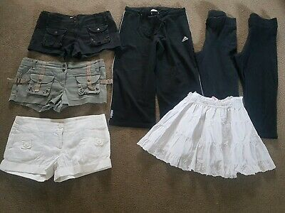 Ladies Women's Bulk Clothes Size Small / 10 (7 Items)