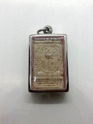 Lp Kasem - Phra Phong 60 Phansa - 2536 B.E. - 100% Genuine Thai Amulet
