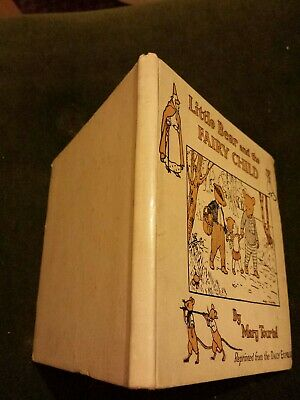 Little Bear and the Fairy Child 1921 original  1st edition in Fine condition