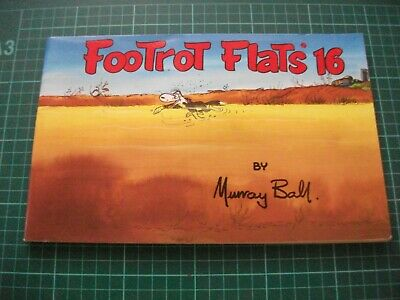 Footrot Flats 16 printed 1990