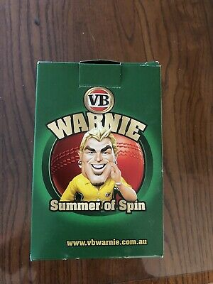 Vb Warnie Doll. Brand New