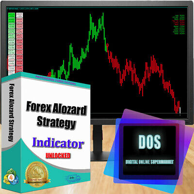 Ultra-precise forex indicator Forex Alozard Strategy for MT4