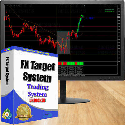 Ultra-precise forex indicator FX Target System for MT4