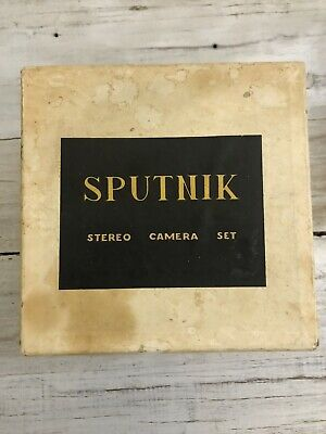 Sputnik Camera Full In Box - New Condition