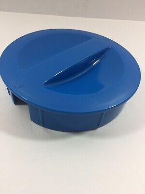 Electric Iced Tea Maker Mr Coffee TM30P Replacement Blue Lid