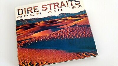 Dire Straits - Mark Knopfler - Open Air 92 - 2CD - Live In Basel