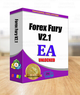EA Forex Fury V2.1 reliable and profitable for MT 4