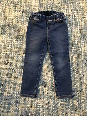 Gap Girls Boys Toddler Jeggins Jeans Trousers 3 Years