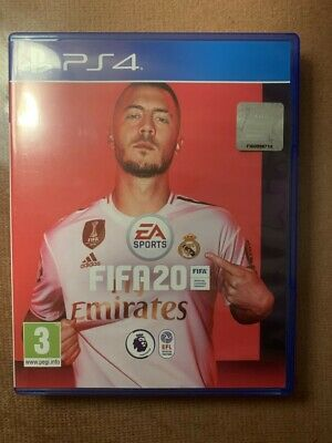 FIFA 20- Standard Edition (Sony PlayStation 4, 2019)