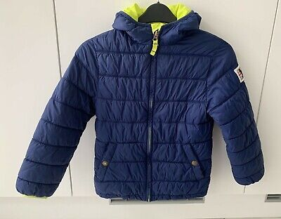 Mini Boden - Kids Coat - 6-7 years - Navy Blue