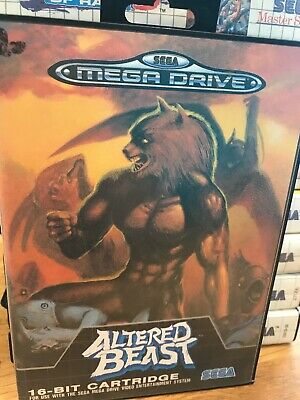 MegaDrive Altered Beast