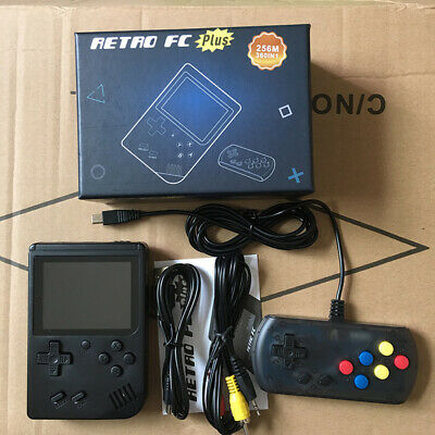 """Retro Video Game Console 8Bit 3.0""""  360 Games Two-Player Game Mini Handheld Game"""