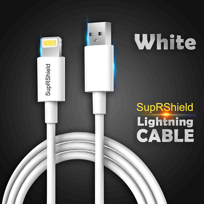 1M 2M USB Lightning Fast Charger Cable Cord Data for Apple iPhone iPad iPod Air