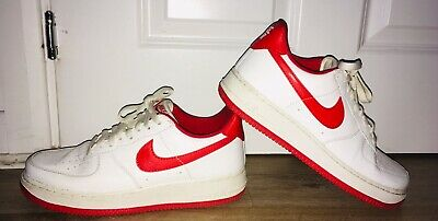 nike air force 1 size 7 white