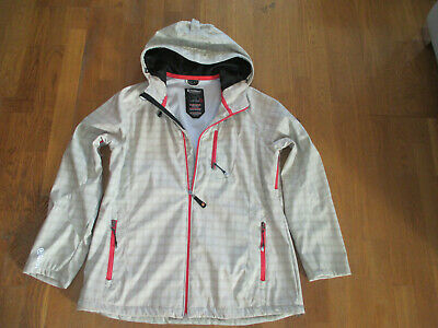 NEUE Killtec Jacke Gr. 44 Level 3, Windproof, Breathable, Water resistant, UNGET
