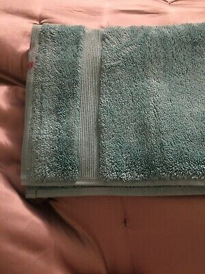 John Lewis Turquoise Hand Towel. Seconds