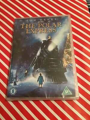 The Polar Express DVD - Brand New Sealed