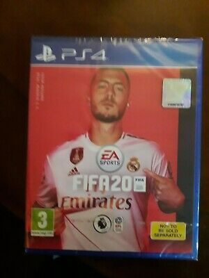 Fifa 20 ps4 brand new unopened still in packaging