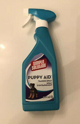 Dog Puppy Aid Training Spray Puppy Pad Simple Solution House Training NEW