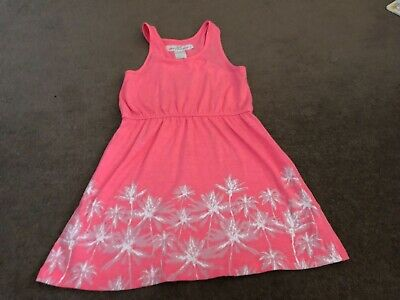 Girls pink summer dress from H&M 2-4 years.